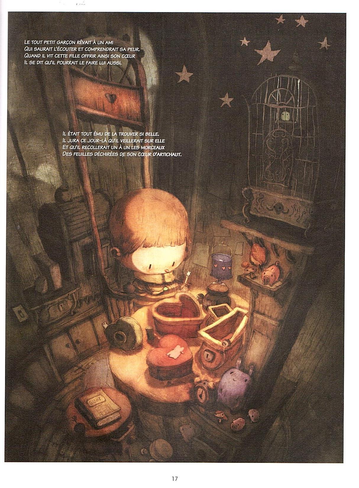 Cœur de pierre - page 17