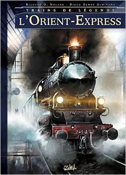 TrainsDeLegendeOrientExpress